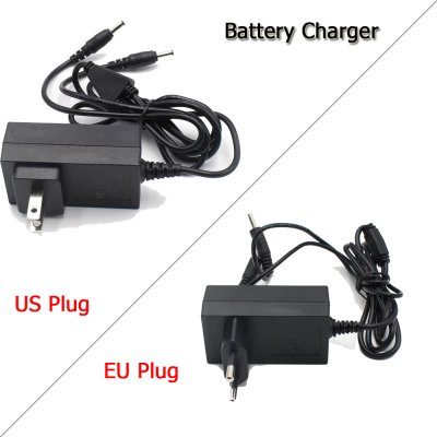 [EU/US Plug ] Battery Charger For Global Vasion Li-ion Battery, Heated Socks/ Heated Gloves